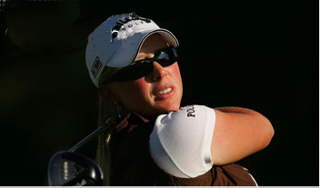 Morgan Pressel Wins Kraft Nabisco Championship - Becomes the Youngest Woman in LPGA History To Win a Major